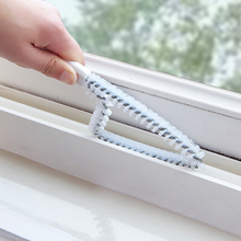 Multipurpose Kitchen bathroom Window / Wash station / Flume / Crevice Cleaning brush Practical Clean tool(China)