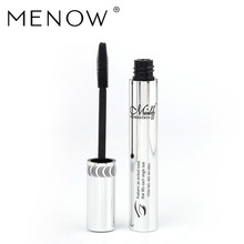 Menow M.N. 3D Fiber Lash Mascara Lash Power Extension Visible Menow Eyelash Mascara Cosmetics Waterproof M13005(China)