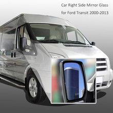 Wide Angle Wing Car Style Door Mirror Glass Right Side Mirror for Ford Transit 2000-2013 for Cars