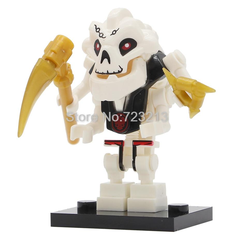 LEGO NINJAGO WYPLASH FIGURE