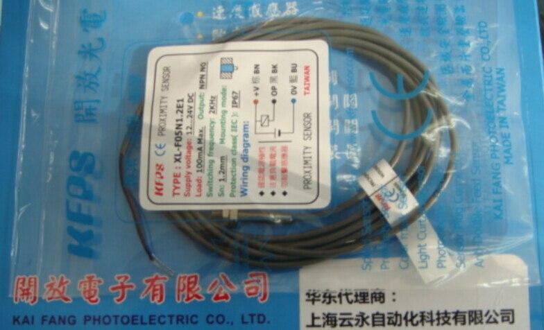 NEW  ORIGINAL XL-F05N1.2E1 Taiwan  kai fang KFPS twice from proximity switch<br><br>Aliexpress