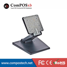 ComPOSxb 10 to 22 inch vesa universal monitor standMonitor Hold Screens Mount Desktop Pos Lcd Display Stand(China)