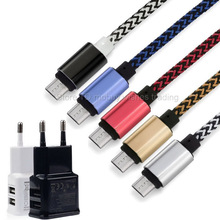 0.2M/short/1M/2M/3M/Long 1/2/3 Meter Nylon Braided Mobile Cell Phone Charger Charge Cable Cabel for Smartphone 100cm/200cm/300cm(China)