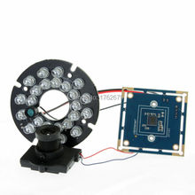 Night vision VGA OV7725 cheap cctv mini usb camera module for automatic vending machine, safety box