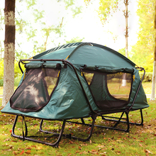 Waterproof Folding Tent Bed Automatic Camping Tent 1-2 Person Fishing Tourist Tents Outdoor Recreation Tents Camping Equipment