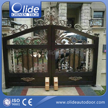 Automatic Swing Gate Opener Heavy Duty For Home Use, Electric Swing Gate Operator Wheel Type