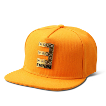 NYUK Baseball Caps Letter E EMINEM Hockey Hip Hop Snapback Hats Caps Fashion Cool Cotton Cap Adjustable 4 Colors For Men Women(China)