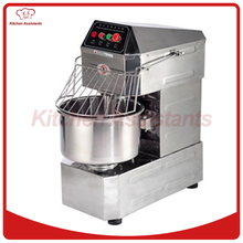 ZB-B20 20L Professional Electric Spiral Dough Mixer with 2 speeds(China)
