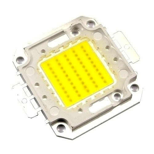 2pcs 1W 10W 20W 30W 50W 100W IC SMD led Integrated cob chips High power Epistar Cold Warm white for Bulb Lamp Flood light(China)