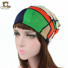 Women breathable mesh soft Slouch Beanie Skull Cap chemo baggy hat various design