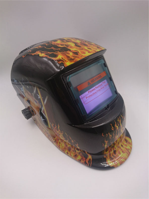 FREE SHIPPING HOT girl Sell well Solar li battery auto darkening TIG MIG MMA  Auto Darking welding helmet EH-640<br>