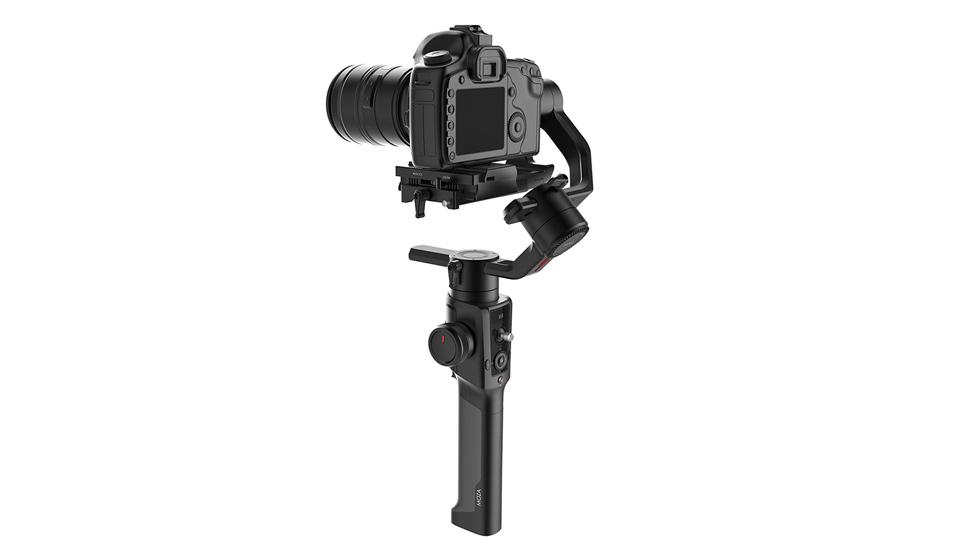 DIGITALFOTO Moza Air 2 Maxload 4.2KG DSLR Camera Stabilizer 3 Axis Handheld Gimbal for Canon Nikon PK DJI Ronin S Zhiyun Crane 2 16