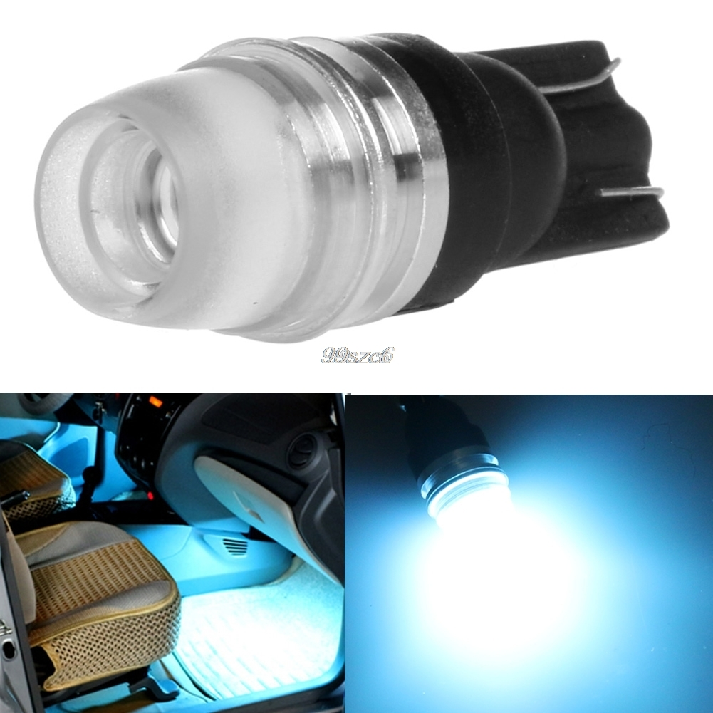 Universal White LED Parker Xenon HID Cool Lights Bulbs T10 194 168 Wedge