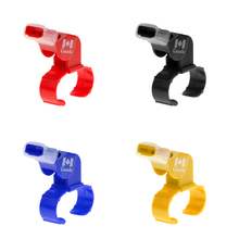 Plastic Derby Skate/Football/Sport Player Match Referee Finger Mouth Grip Whistle Soccer Accessory Playground Sport Replacement
