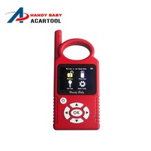 New Arrival Original Handy Baby CBAY Hand-held Car Key Copy Auto Key Programmer for 4D/46/48 Chips CBAY Chip Programmer DHL Free