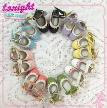bowknot blyth Dolls shoes (suitable for blyth ,AZ ,licca,Pullip doll )(China)