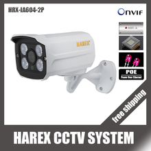 Sony IMX323 / OV2710 1080P 2MP array leds POE IP Camera ONVIF Waterproof Outdoor IR CUT Night Vision Plug and Play(China)