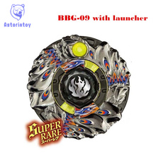1PCS BEYBLADE METAL FUSION beyblade BBG-09 Thief Phoenic E230GCF   Metal Fusion 4D Beyblade  With  Launcher