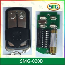 3PCS free shipping garage door opener and rolling door remote control with Malaysia 5326 330mhz remote control(China)