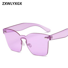 Limited Adult Mirror Goggle The New Conjoined Sunglasses Women Brand Wind European American Fashion Wholesale Personalit(China)