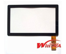"7"" 7 Inch Capacitive Touch Screen PANEL Digitizer Glass Replacement for Allwinner A13 Q88 Q8 Tablet PC pad A13 Free Shipping"