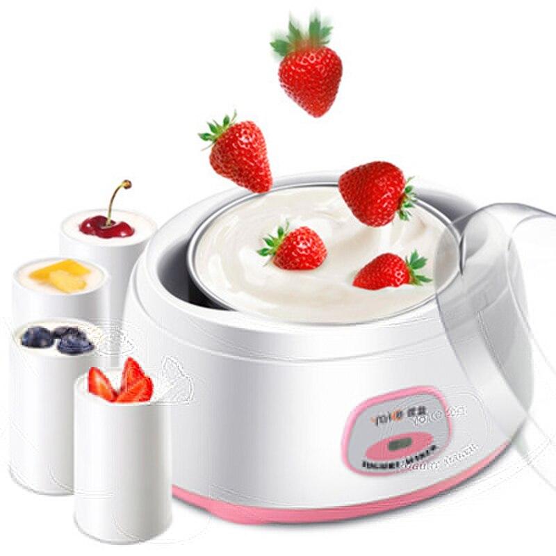 Cheap yogurt machine automatic yogurt machine electric yogurt machine 2018 new yogurt machine<br>
