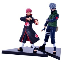 17-19CM pvc Japanese anime figure Naruto Akasuna Sasori/Hatake Kakashi action collectible model toys - Happy Toy Store 1988 store