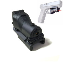 Tactical Hunting 5mw Red Dot Laser Sight Laser for Pistol/Handgun Rifle Glock Gun Glock 19 23 22 17 21 37 31 20 34 35 37 38
