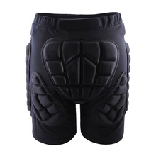 Skiing Snowboarding Impact Skating Hip Pad Shorts Protector Women Ski Skate Snowboard Shorts Protective Hip Pad Padded Shorts(China)