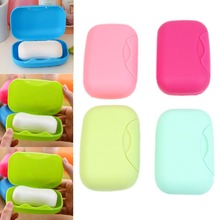Amy Travel Portable Soap Dish Case Holder Container Box Outdoor Hiking Camping Nice Gifts