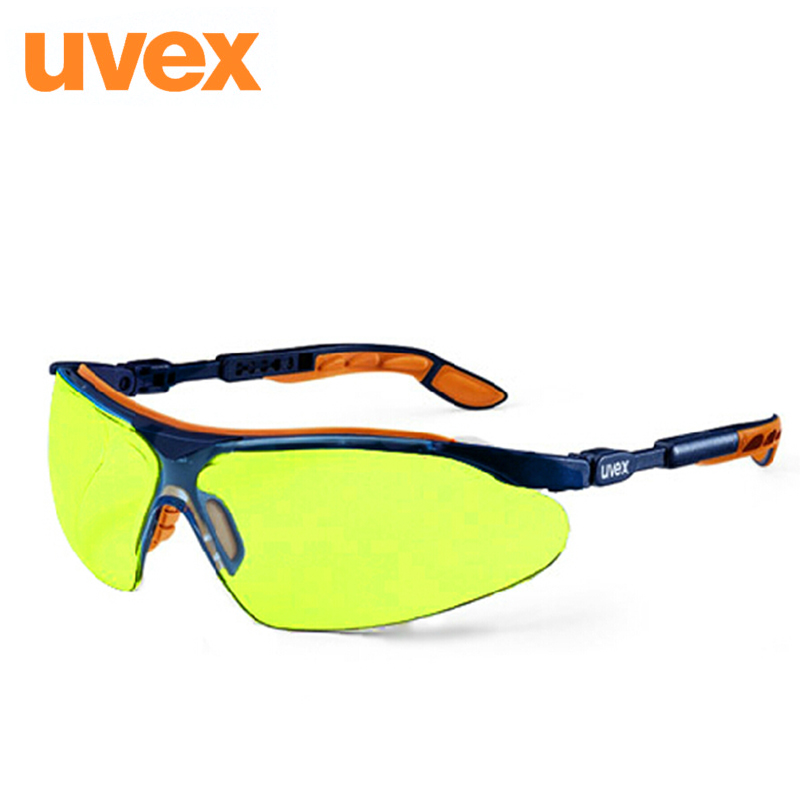 Uvex 9160.520 uvex i-vo safety glasses bicycle sports glasses wear-resistant color amber G0620<br><br>Aliexpress