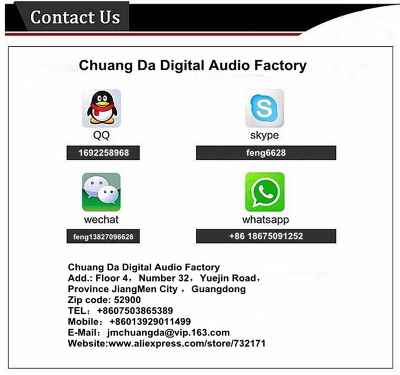 Contact way