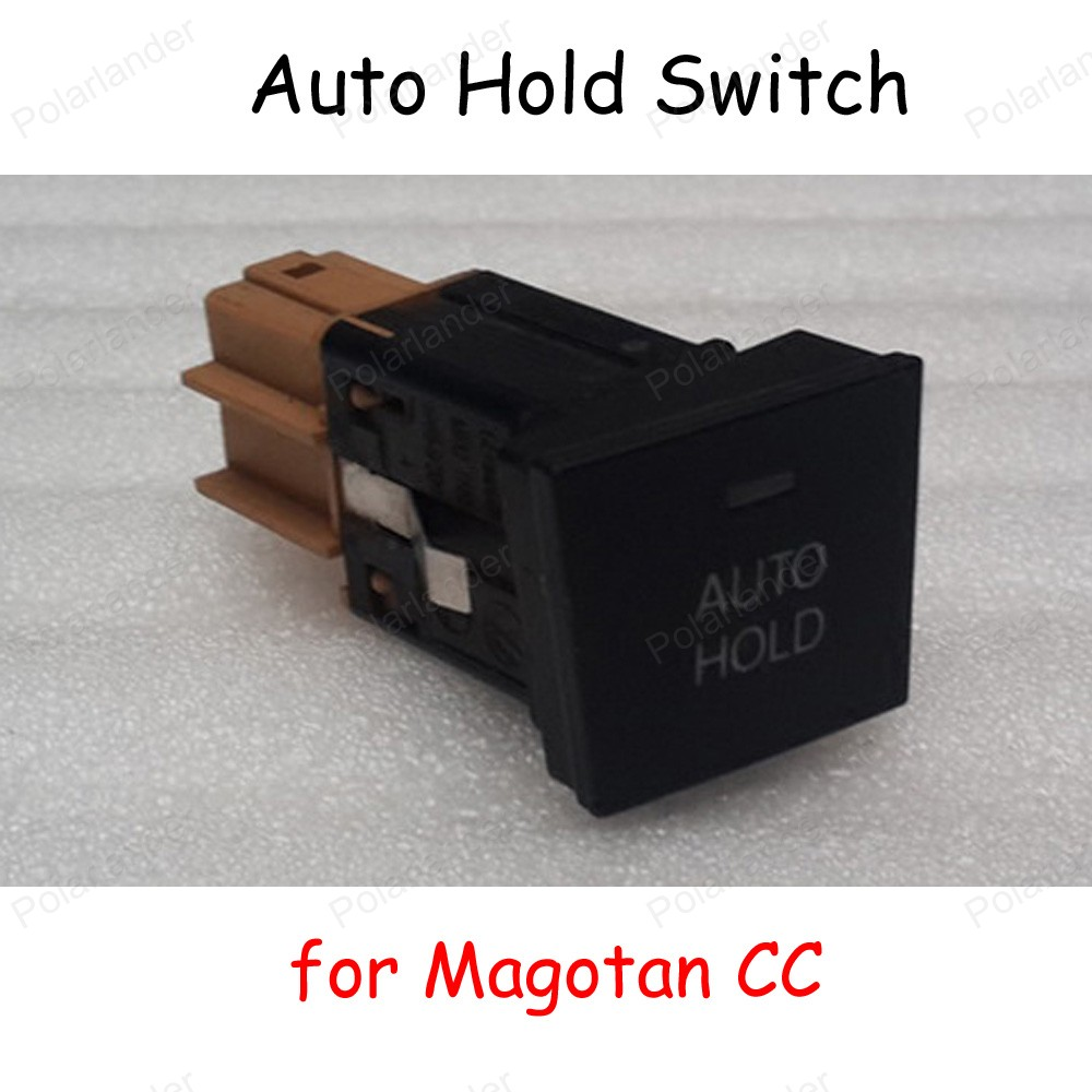 Auto Hold button 3C0 927 227 b parking brake automatic switch For M-agotan CC<br><br>Aliexpress