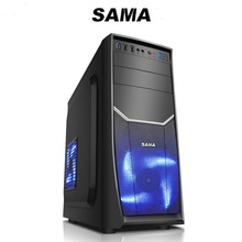 Ccomputer case ATX SAMA USB3.0 desktop game PC Dragon Wing God of War Chassis