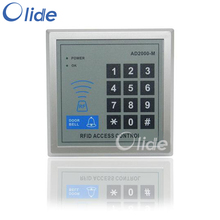 Tag And Card Reader Access Keypad For Automatic Door Opener/Access Control System Access Key Pad