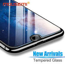 Buy MOUSEMI Screen Protector iPhone 7 8 Glass Tempered Protective Film Hard 2.5D 9H iPhone 7 8 Plus Tempered Glass Protector for $1.09 in AliExpress store