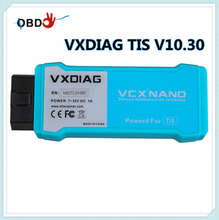 VXDIAG SuperDeals VXDIAG VCX NANO for T0-Y0-TA TIS Techstream V10.30.029 Compatible with SAE J2534 WIFI Version