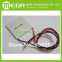 Free shipping  10pcs/lot TEC1 12706 12v 6A TEC Thermoelectric Cooler Peltier, Wholesale tec1-12706