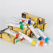 Free shipping 1pcs all colors Maries170ml each tube Oil paints colors painting drawing pigments art supplies