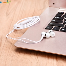 Best Price 3.5mm Earphone Metal headset In-Ear Earbuds For Mobile phones computers MP3 MP4 Earphones earphone for phone 48DEC31