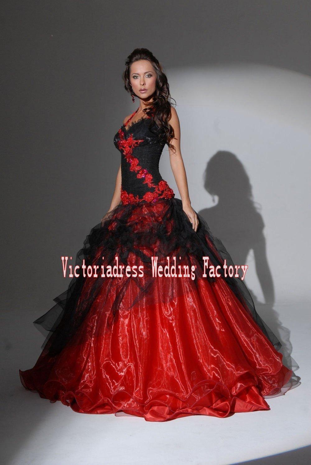 Best Plus Size Gothic Wedding Dresses Photos - Styles & Ideas 2018 ...