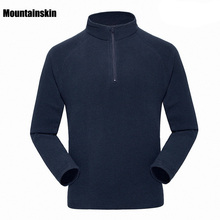 New Men's Winter Fleece Softshell Warm Jackets Outdoor Sport Thermal Brand Clothing Coats Hiking Camping Skiing Male Coats VA090
