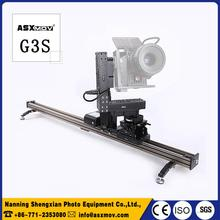 ASXMOV-G3 Aluminum 130cm Wired Controlled timelapse slider Motion Control Photography Slider dolly track fro digital camera(China)