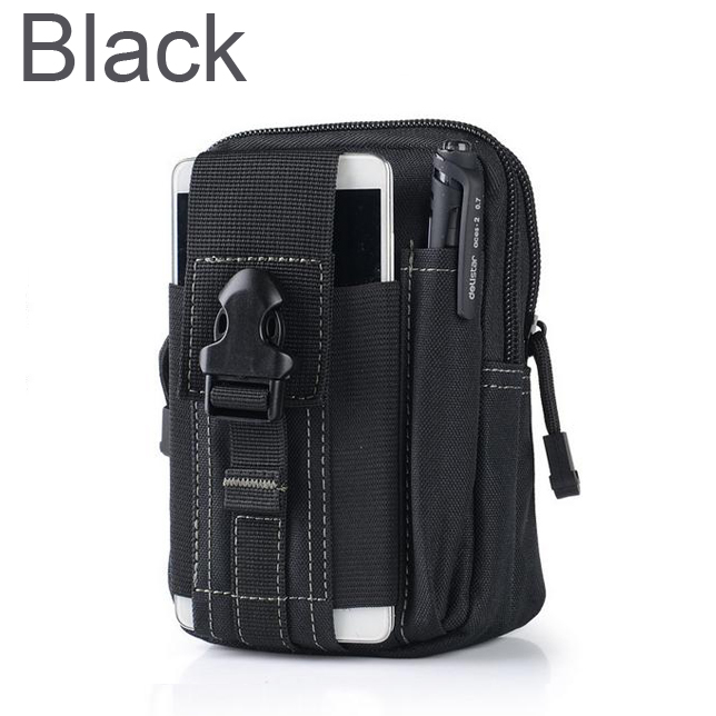 Tactical Molle bag Pouch Belt Waist Packs Bag Pocket Military Waist Fanny Pack Pocket for Iphone 6 6s 5s for Samsung Galaxy S6(China)