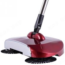360 Rotary Home Use Mops Magic Manual Telescopic Clearning Swab Floor Dust Sweeper With Adjustable Handle Swabber