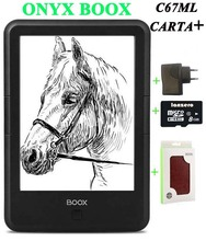 Original ONYX BOOX C67ML Carta+ E book+case with 3000mAH lithium battery Touch Eink Screen EBook Reader 8G WIFI Frontlight