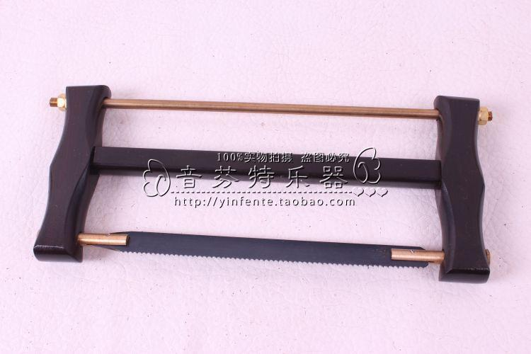 wood tool African ebony small saw<br>