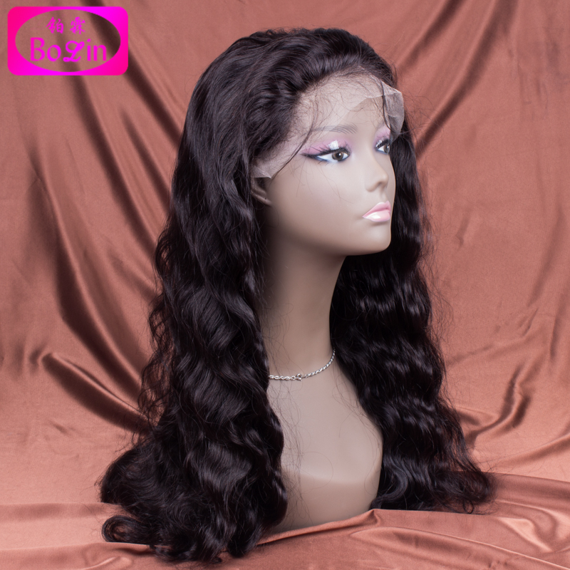 Full Lace Human Hair Wigs For Black Women Peruvian Body Wave Full Lace Wig Virgin Hair Glueless Lace Front Human Hair Wigs<br><br>Aliexpress