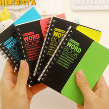 11.5x9.7cm 1 PC New Fashion  Notebook Creative Notepad Business Diary Office Student Portable Note book Creative Recording