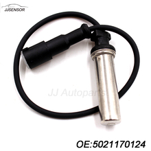 5021170124 ABS Wheel Speed Sensor For MAN DAF RENAULT VOLVO SCANIA 4410329050 0233170700(China)